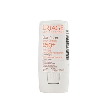 Uriage URIAGE Bariesun Stick Mineral SPF50 8 gr Renksiz